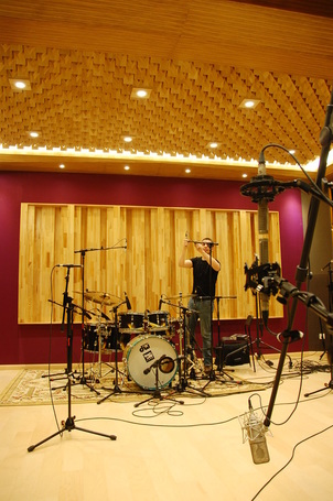 Drums-Recording
